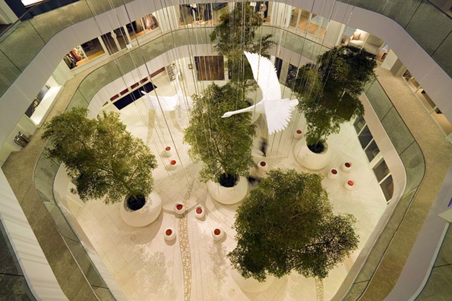 Interior & Floristry | Interior Plants & Floral Design Services | Tivoli Services